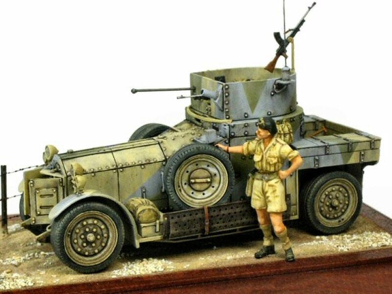 Rolls Royce Armored Car