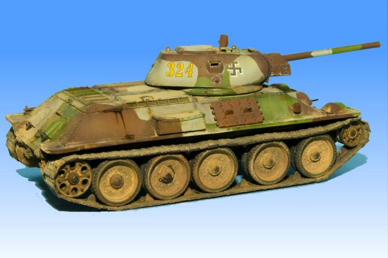 Finnish Army T-34/76 model 1942