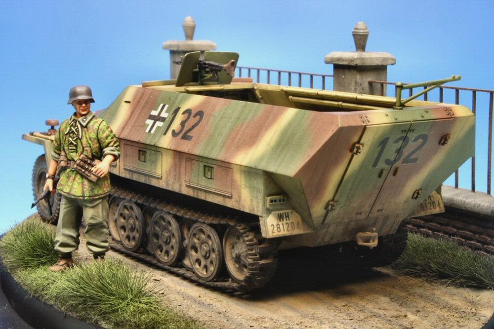 48th scale tamiya sd kfz 251 ausf d