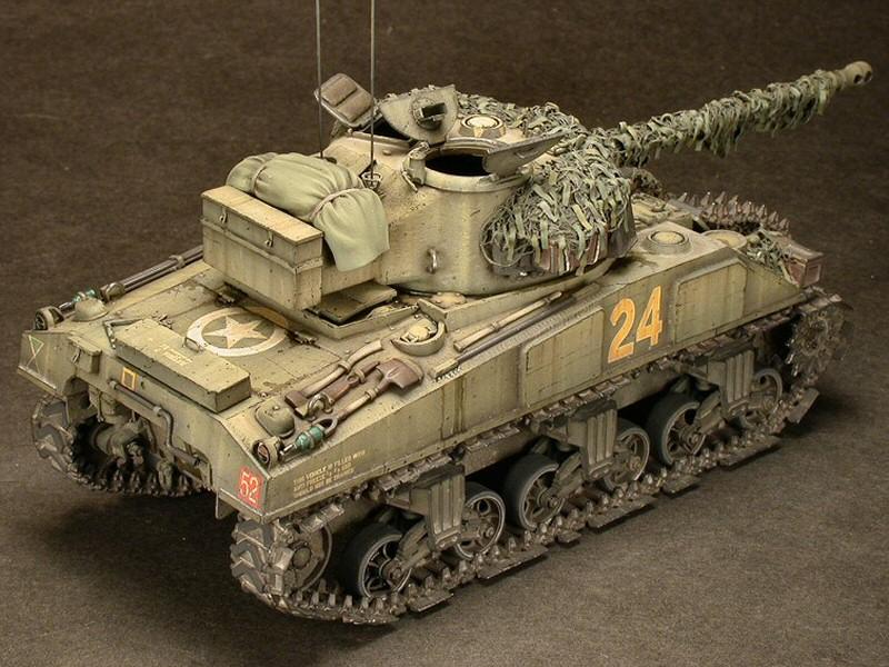 Sherman Firefly VC by Pat Johnston